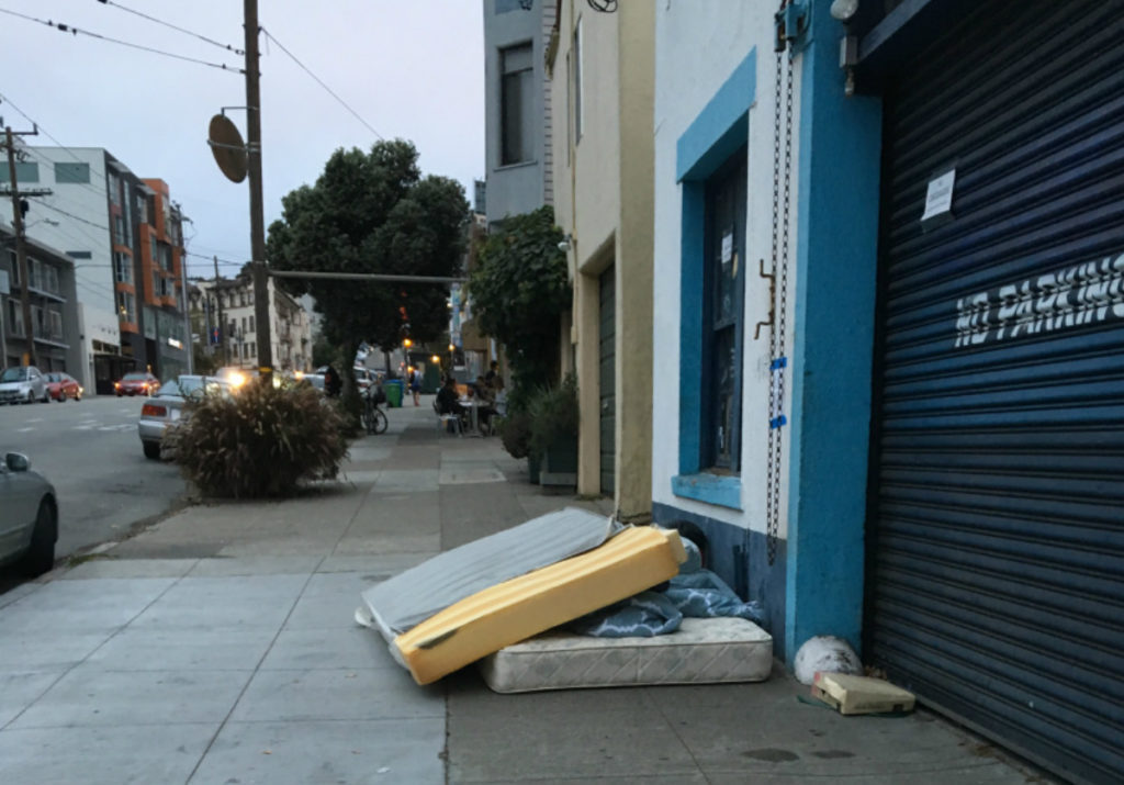 San Francisco Tales: Amidst the wealth