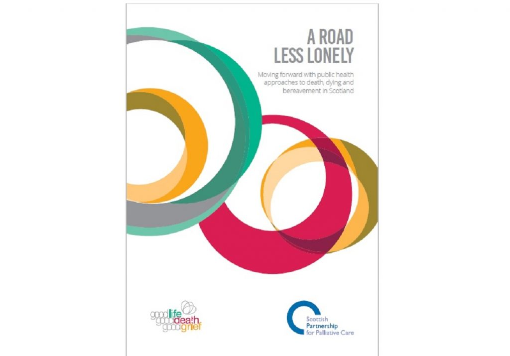 New report explores public health approaches to death, dying and bereavement