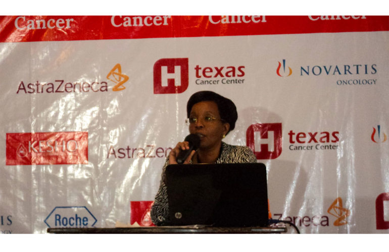 Palliative care in Kenya is discussed at the 3rd International Kenya Society of Haematology and Oncology Conference