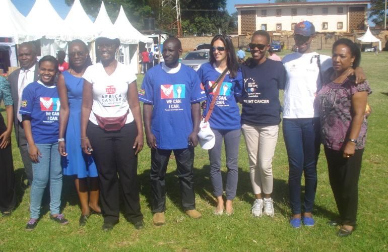 World Cancer Day celebration