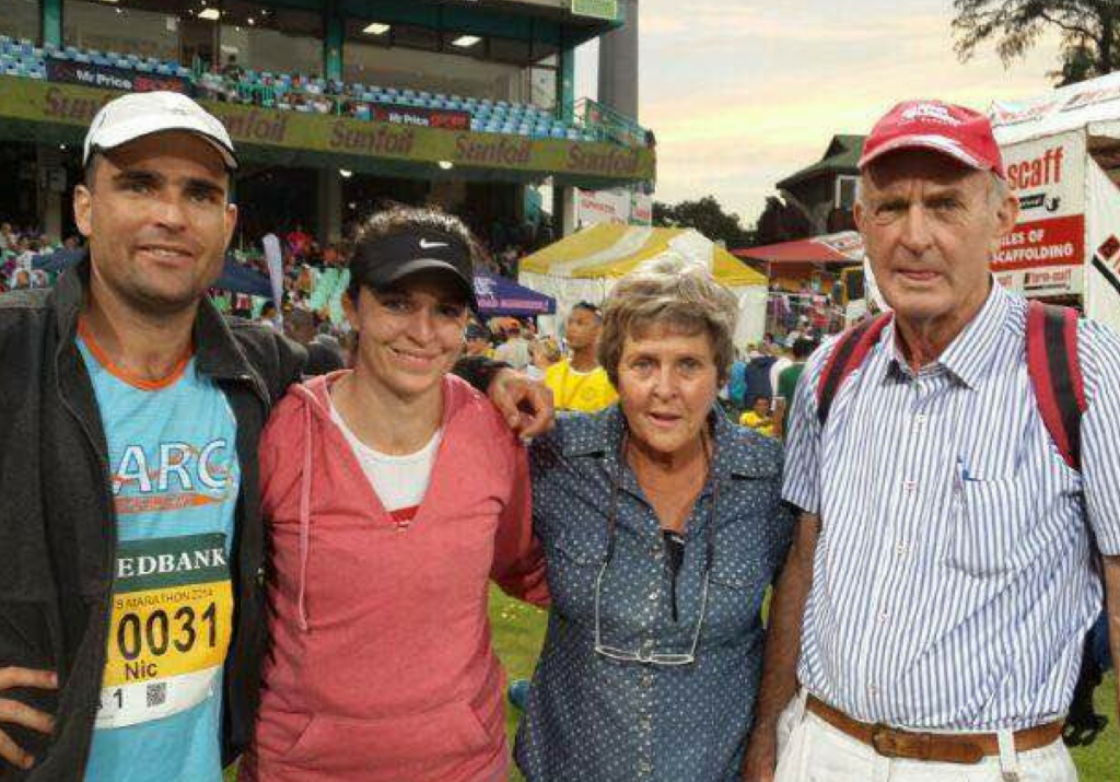 My reasons for choosing hospice as a Comrades 2018 beneficiary – Jenna Bennett