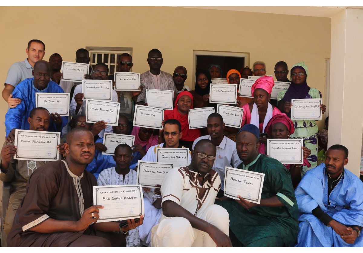 Mauritania: understanding rural communities and palliative care