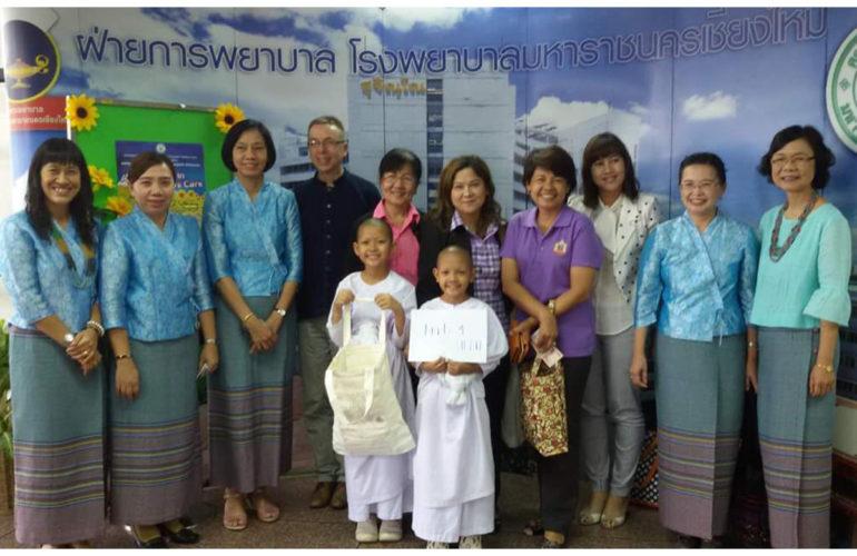 Achievement in Palliative Care – measuring outcomes in Thailand