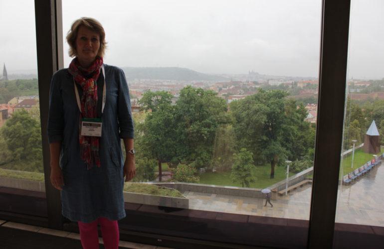 EAPC delegate interview: Anna Klarare