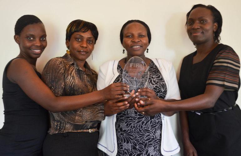 APCA wins award for financial reporting