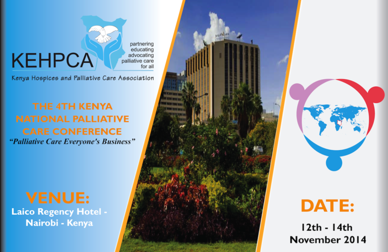 Kenya Hospices and Palliative Care Association Conference – call for abstracts