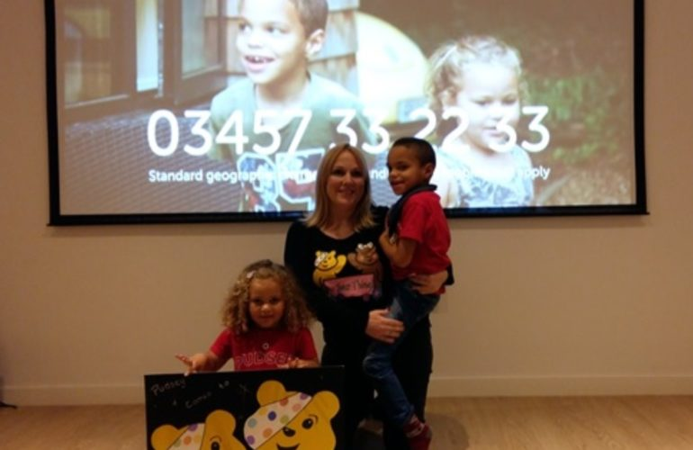 Hospices feature in BBC Children in Need appeal