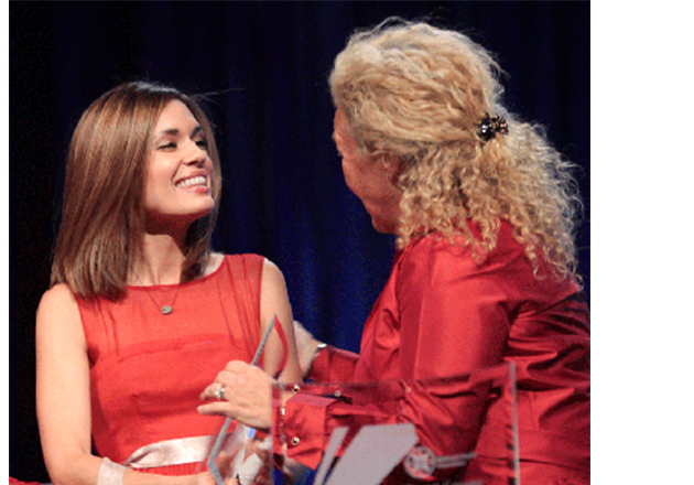Volunteer Q&A with Torrey DeVitto