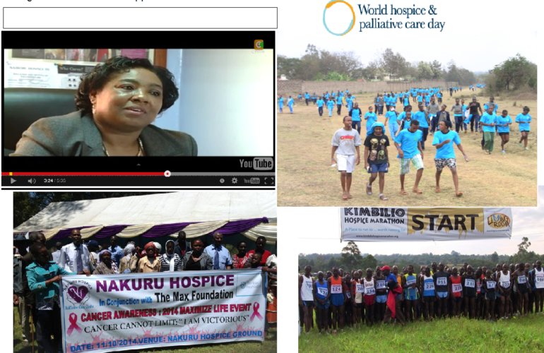 Who Cares? We Do! World Hospice and Palliative Care Day 2014