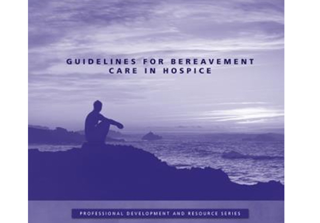 NHPCO publishes resource for bereavement professionals and those caring for the grieving