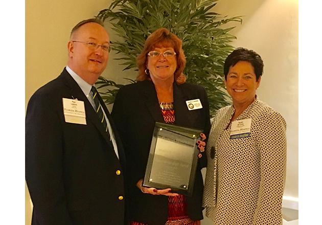 FHPCA Recognizes Representative Gayle Harrell