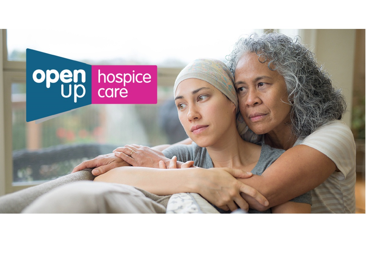 Call for social media users to Thunderclap for Open Up Hospice Care campaign