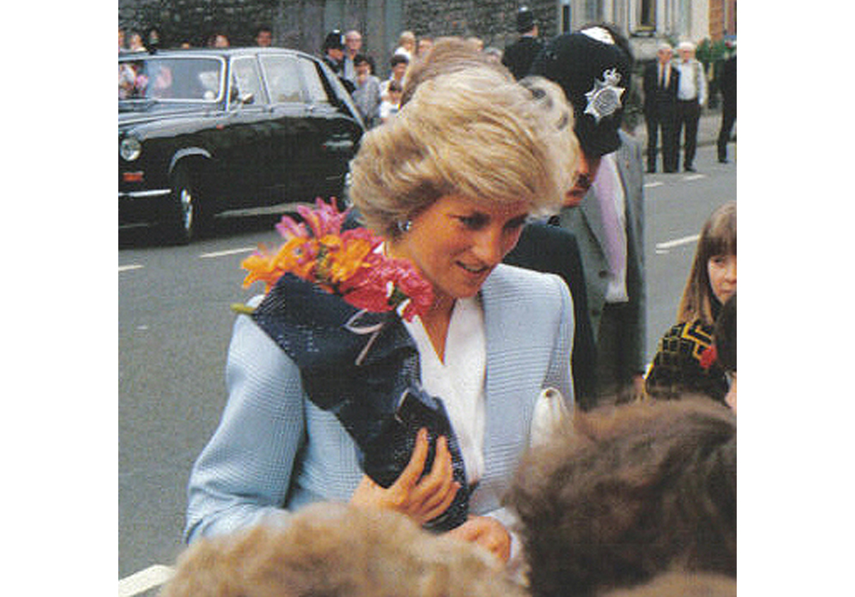 20 years after her death, Diana's legacy of care lives on
