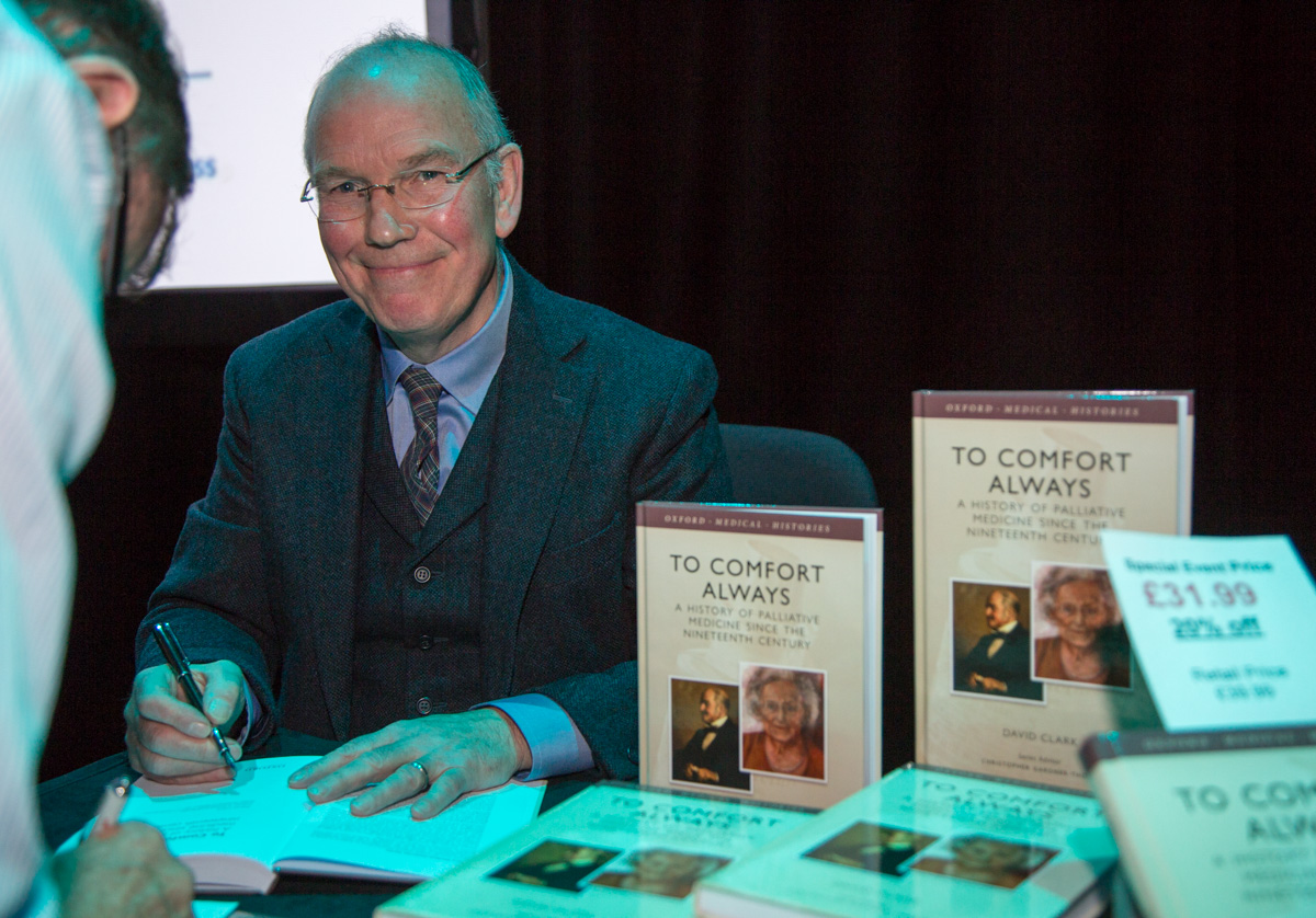 "A Review of ""To Comfort Always"" by Professor David Clark"