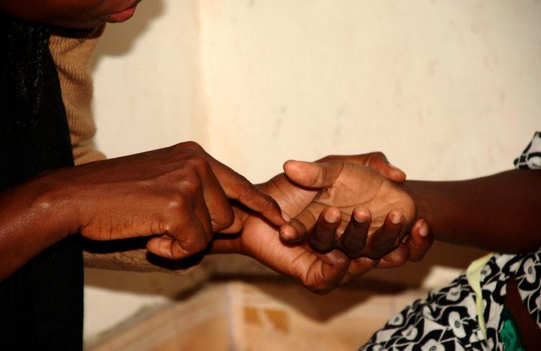 Compassionate cell-mates – improving access to palliative care and HIV services in Masaka prison, Uganda