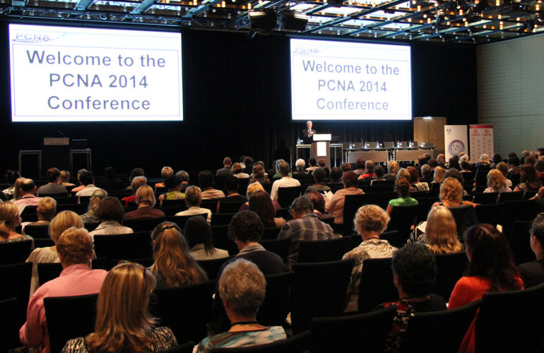 Building a bridge to the future: Palliative Care Nurses Australia Conference