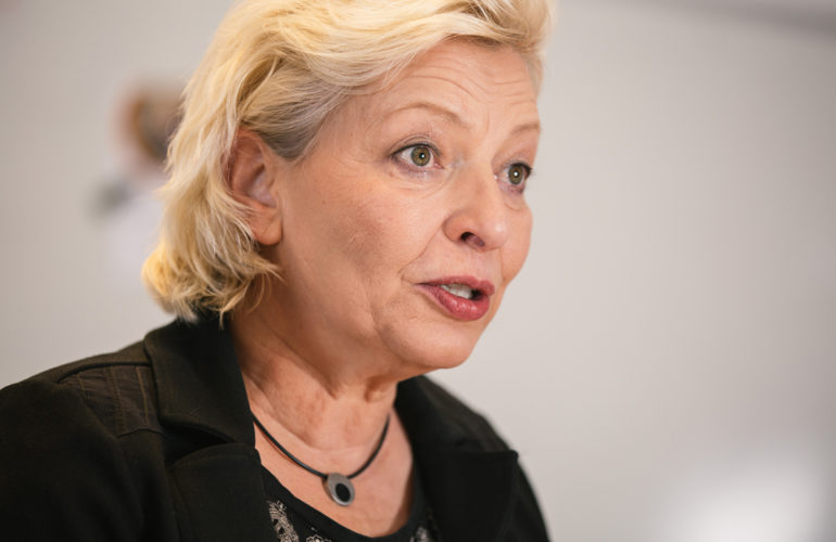 An interview with Sabine Kraft: ICPCN's new Chair of the Board of Trustees