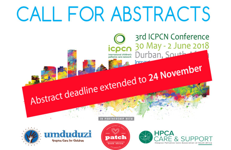 Submission of abstract deadline extended for Durban conference
