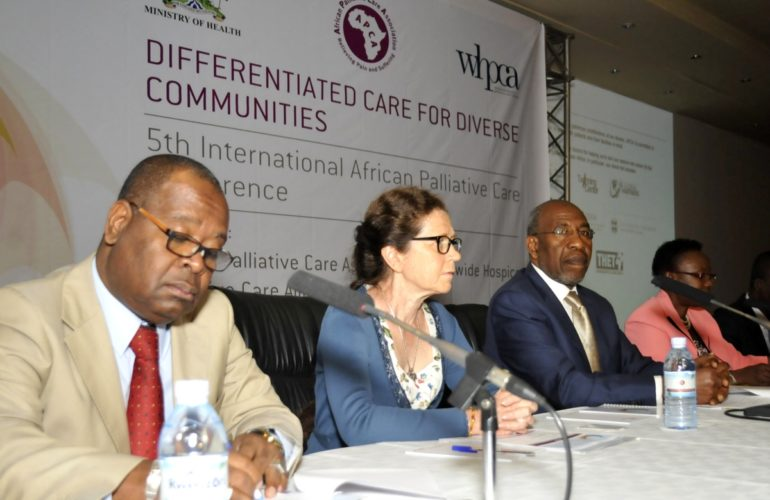 Presentations available for download from 5th International African Palliative Care Conference