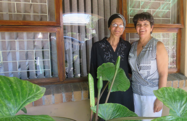 Helderberg hospice acknowledges Tannie Gouwar's love and generosity