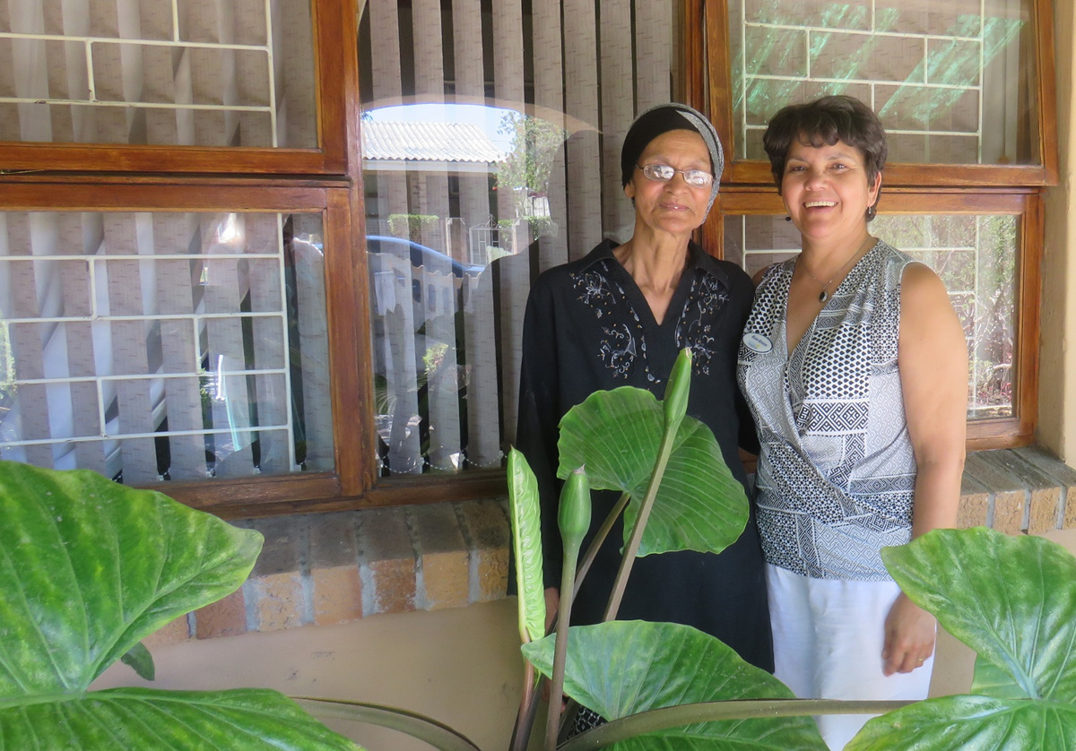 Helderberg hospice acknowledges Tannie Gouwar's love and generosity