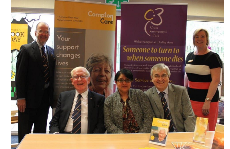 Compton Care extends bereavement services