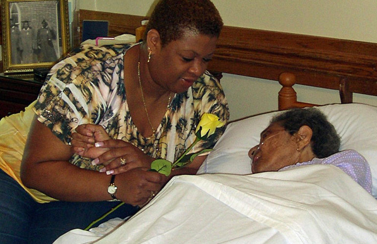 Spreading hospice awareness to underserved populations