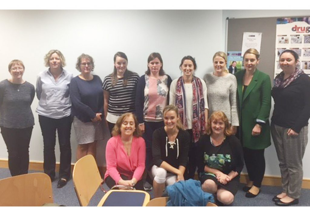 First intake of students to new Masters/Postgraduate Diploma in Health Sciences (Children's Palliative/ Complex Care Nursing) in Ireland