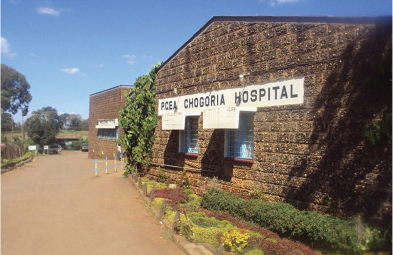 Supporting a patient to the last day, a story from Chogoria PCU
