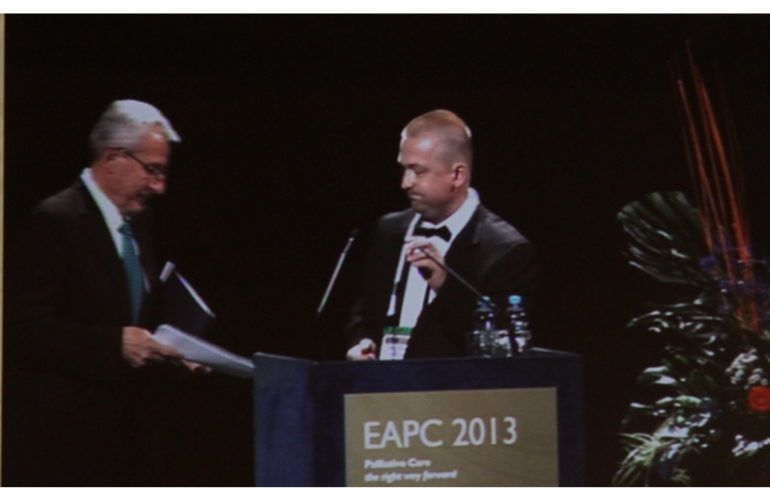 Interview with Dr Ladislav Kabelka, chair of the organising committee for EAPC 2013