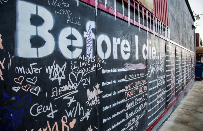 Before I Die: A memoir of a grieving daughter