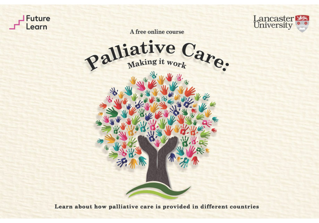 Free massive open online course: Integrated palliative care – lessons from practice