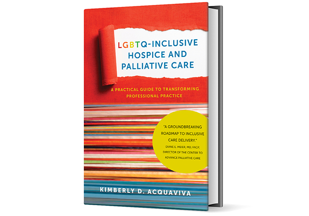 New book looks at LGBTQ-inclusive hospice and palliative care