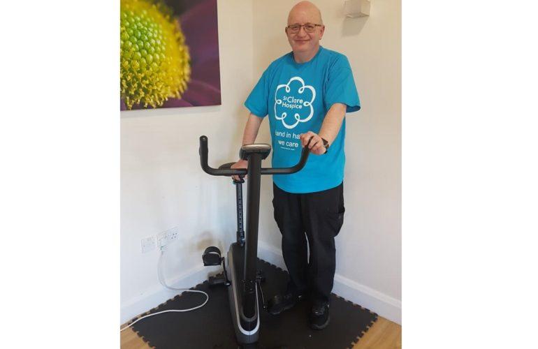 Hospice supporters set themselves tough marathon challenges