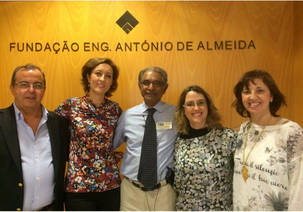 Workshop on neonatal palliative care held in Portugal