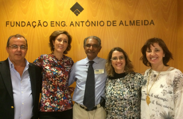 Workshop on neonatal palliative care held in Portugal