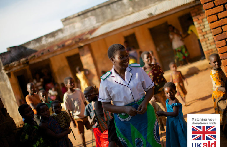 'Sunday's Child' campaign will lead to step-change improvements to palliative care in Malawi