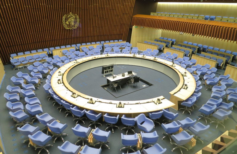 Palliative care included in key documents on cancer and dementia at World Health Organization Executive Board meeting