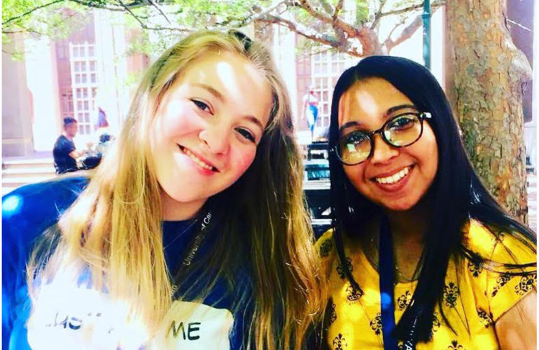 Compassion in action helps me to tackle university as a student with disability