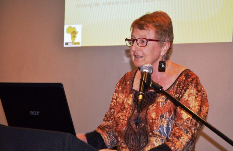 Dr Anne Merriman nominated for Nobel Peace Prize