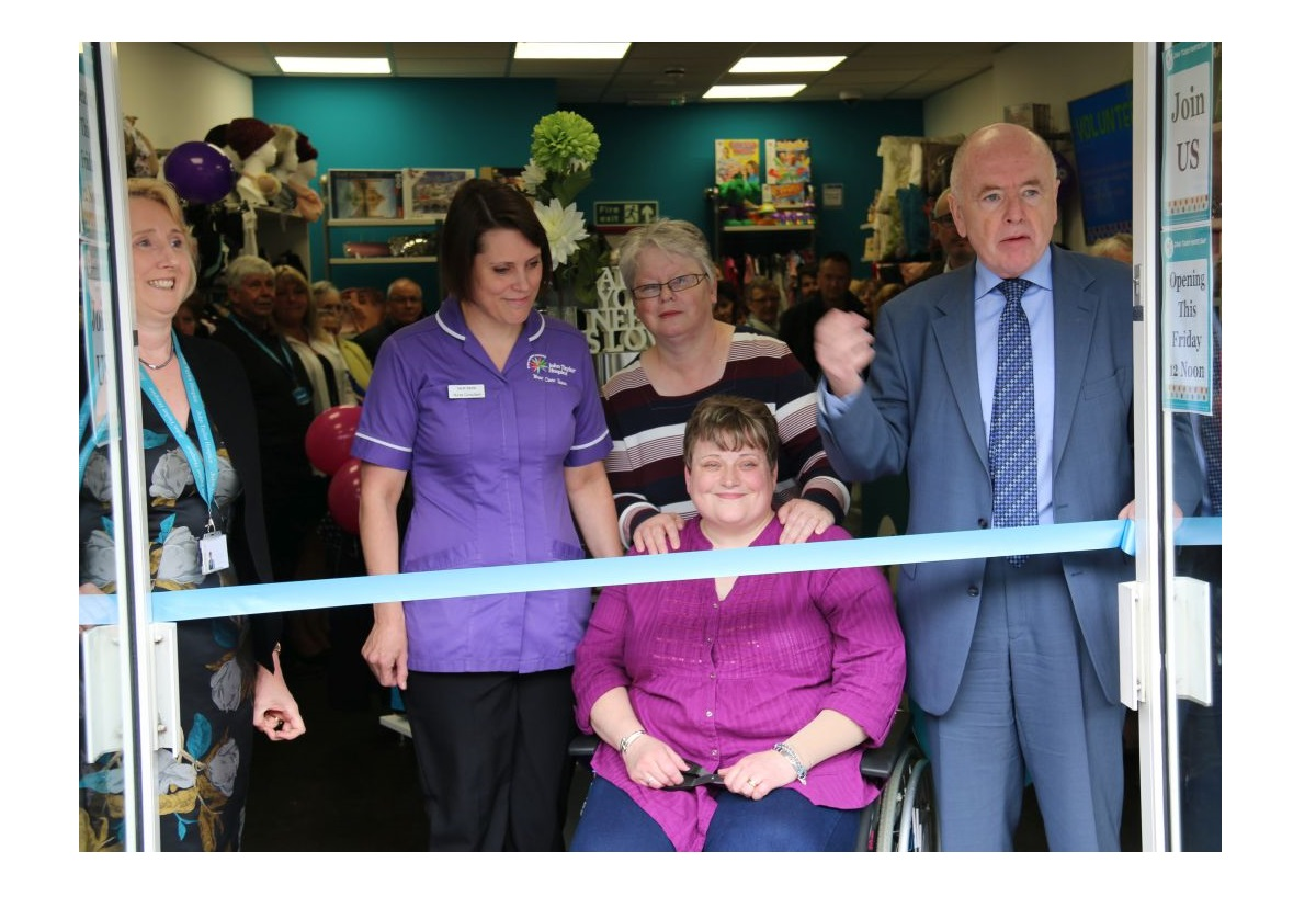 Hospices across the UK expand their services