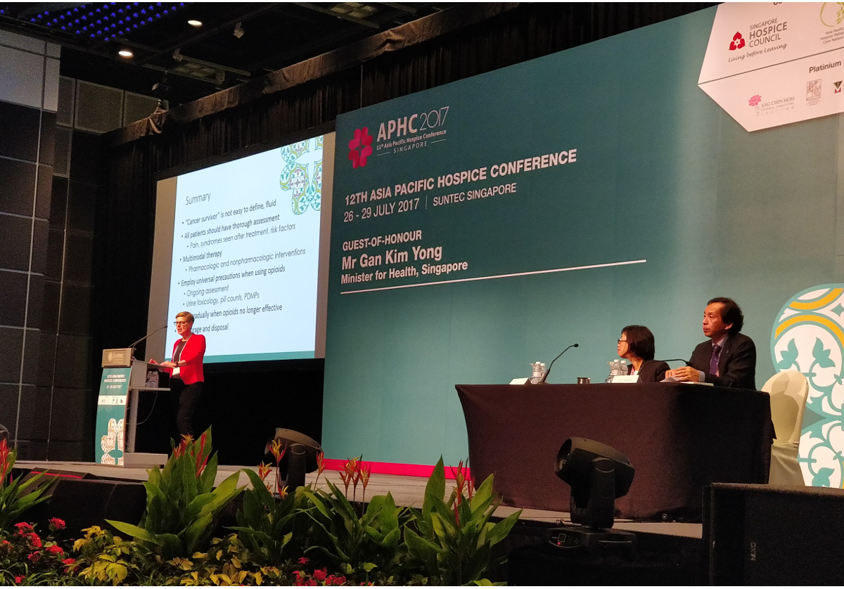 Challenging and vibrant discussions at the 12th Asia Pacific Hospice Conference