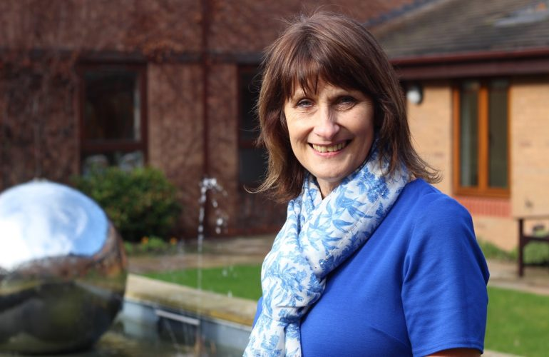 Natalie Hands reflects on 25 years as Clinical Lead Nurse in children's hospice