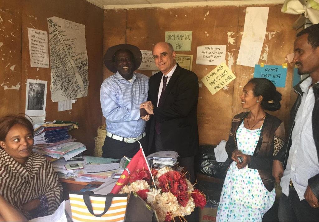 Advancing culturally centred community palliative care in Ethiopia