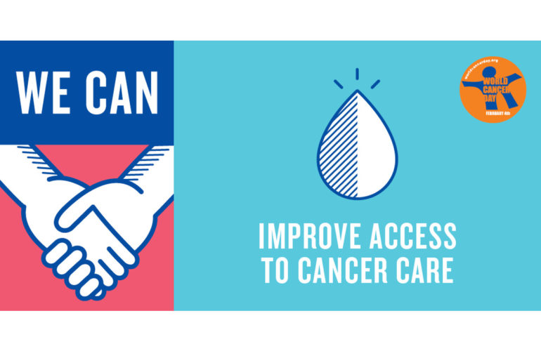 Remember the care on World Cancer Day