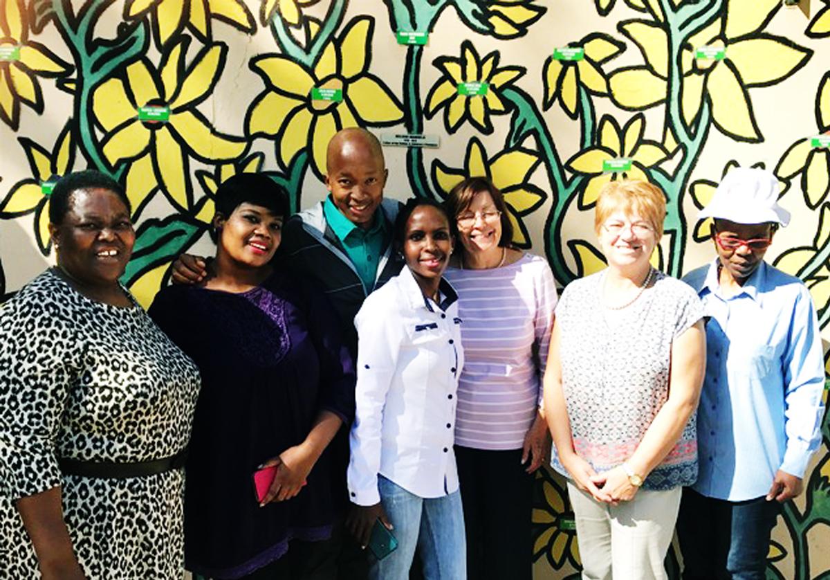 Crossing Borders for Children's Palliative Care