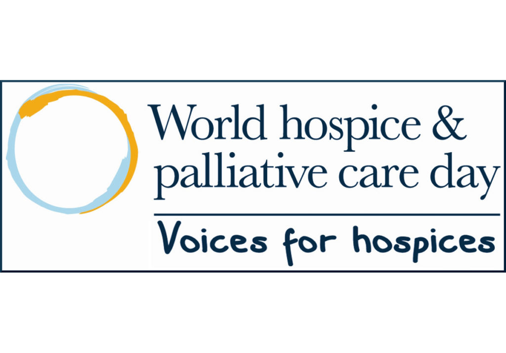 World Hospice and Palliative Care Day theme announced – Universal Health Coverage and Palliative Care: Don't leave those suffering behind!