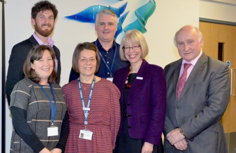 Kirkwood Hospice launches Admiral Nurse Service