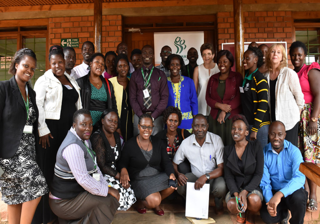 ICPCN trains 22 to assess and control pain in children