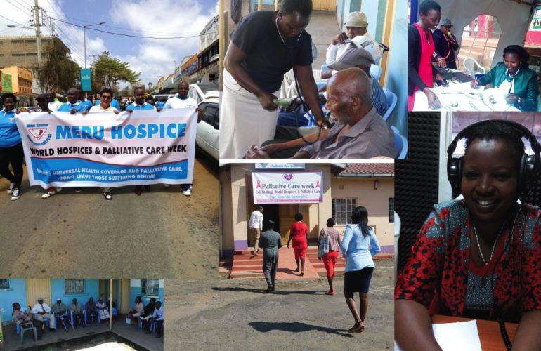 Kenya celebrates World Hospice and Palliative Care Day in style